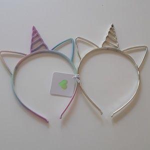 Girls unicorn headband